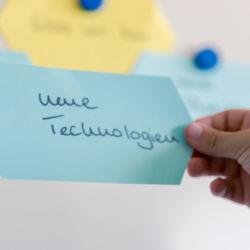 Innovationsmanagement neue Technologien